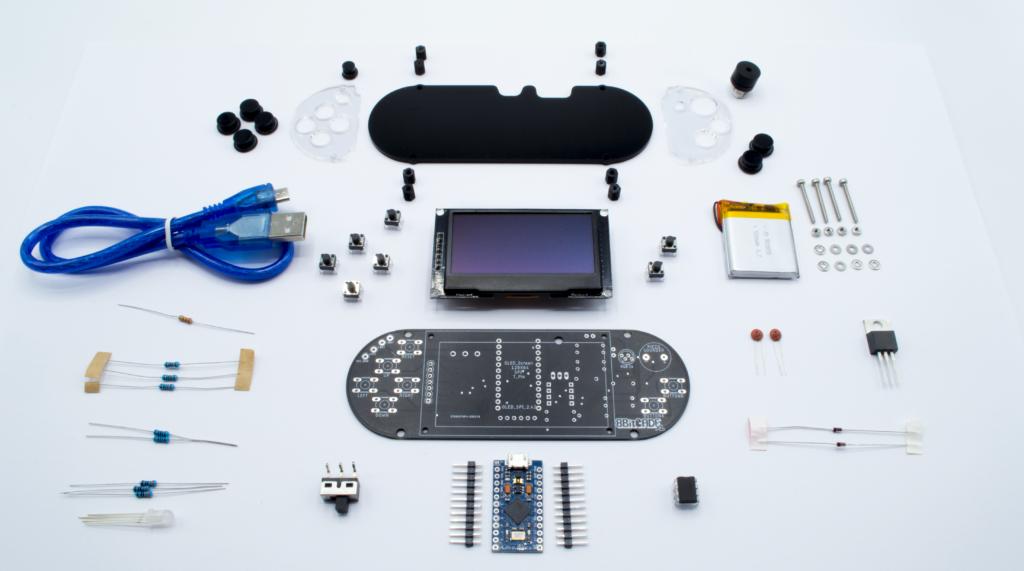 8BitCADE XL kit